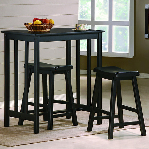 Dina 3Pc CH Dining Set