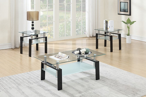 F3147 3Pc Coffee Table Set