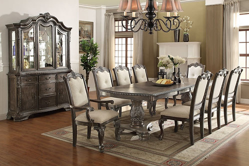 Kiera Grey Dining Set