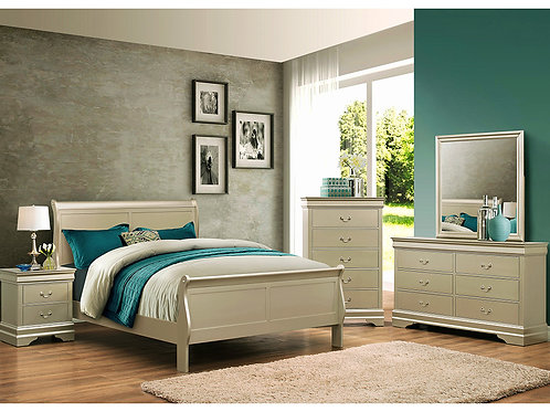 Louis Philip Bedroom Set CH