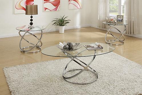 F3087 3Pc Coffee Table Set