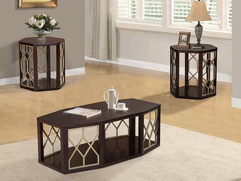 F3152 3Pc Coffee Table Set