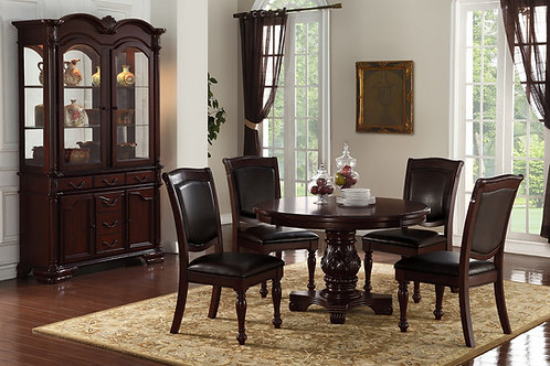 F2187 5Pc Dining Set