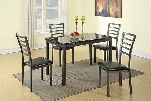 F2368 5Pc Dining Set