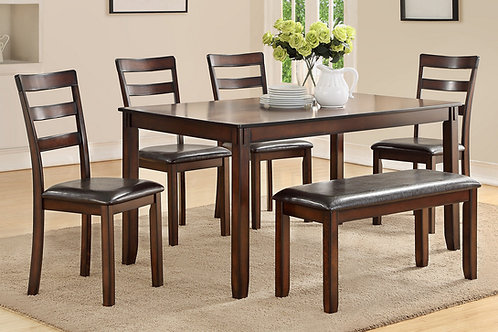 F2547 6Pc Dining Set