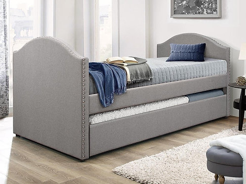 Oliver Twin Bed w/ Trundle