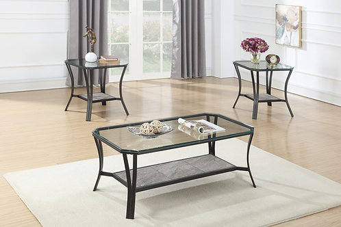 F3146 3Pc Coffee Table Set