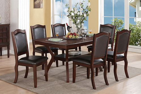 F2290 7Pc Dining Set