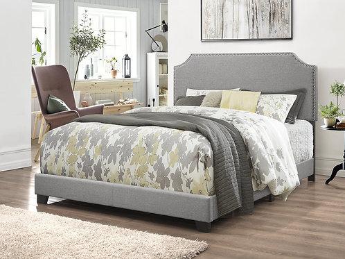 HH550 Gray Queen Bed
