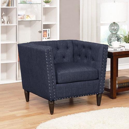 Dayton Navy Armchair