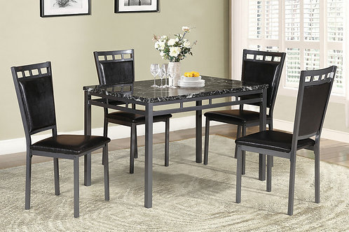 F2389 5Pc Dining Set