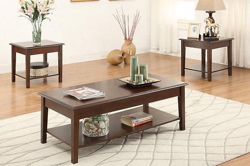 F3139 3Pc Coffee Table Set