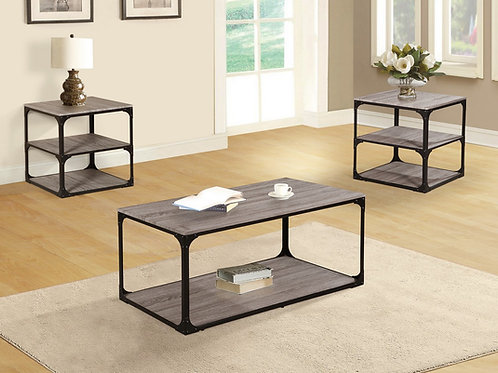 F3144 3Pc Coffee Table Set