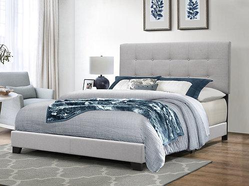 900Gray Queen Bed