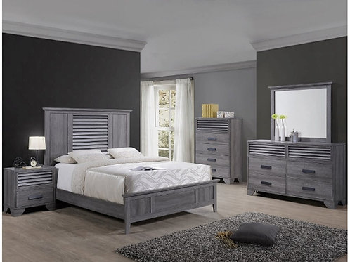Sarter Bedroom Set