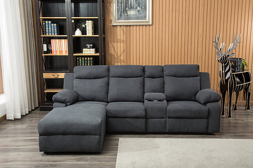 Olivia Reclining Sectional
