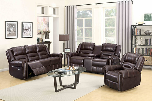 3Pc Lexington 2018 Reclining Set