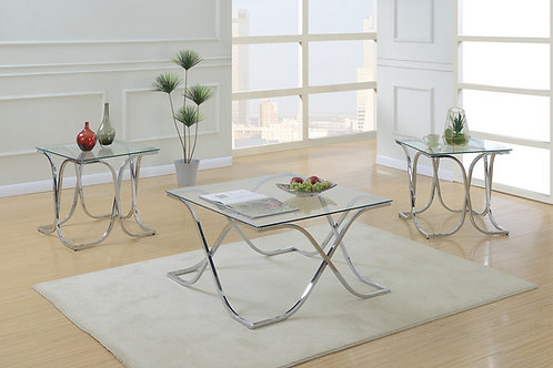 F3142 3Pc Coffee Table Set
