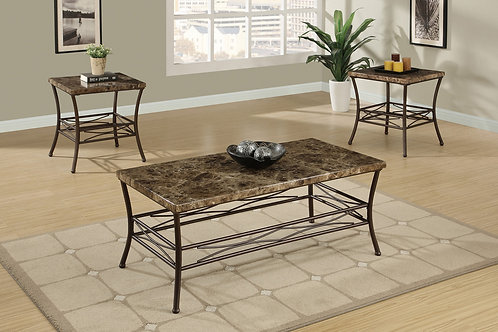 F3097 3Pc Coffee Table Set