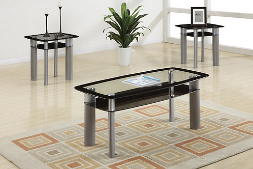 F3091 3Pc Coffee Table Set