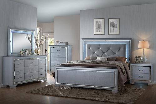 Lillian Bedroom Set (LED Lighting)