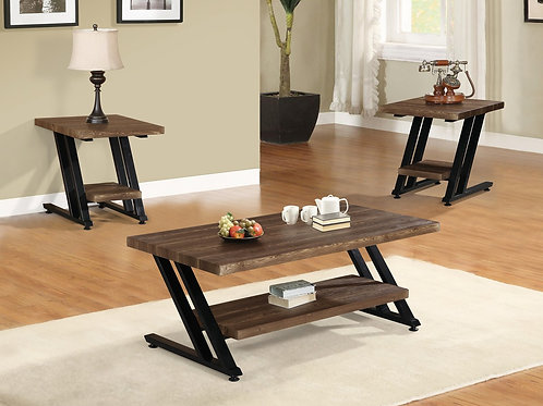 F3145 3Pc Coffee Table Set