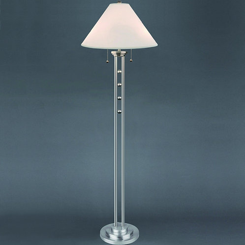 Magnum Chrome Floor Lamp
