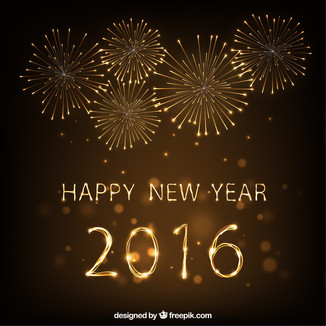 2016 is finally here!