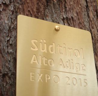 MTW on tour - South Tyrol Expo 2015