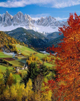 Welcome Autumn!