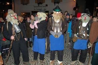 """December 8th - """"Klöckeln"""" in Sarntal"""