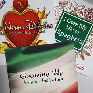 My blink on Growing Up Italian Australian