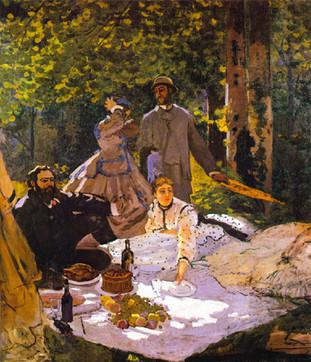 L'arte del pic-nic - The art of picnic