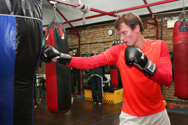 Power of Boxing - Fitzroy Lodge