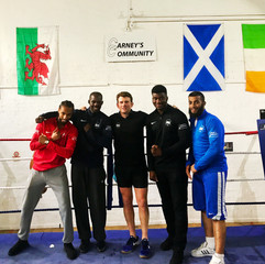 Power of Boxing - Carney's Community
