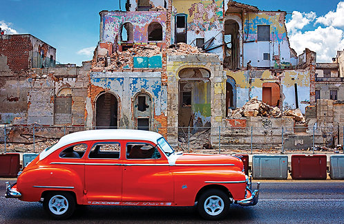 Ruínas de Cuba