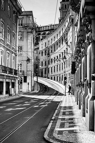Nas Curvas de Lisboa
