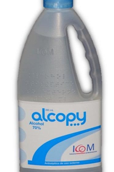 Alcohol antiseptco