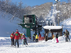 石狩平原スキー場 リフト