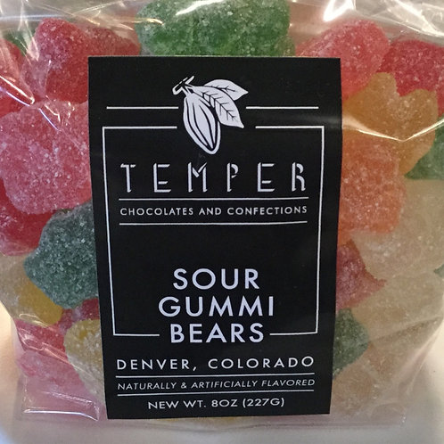 Sour Gummi Bears