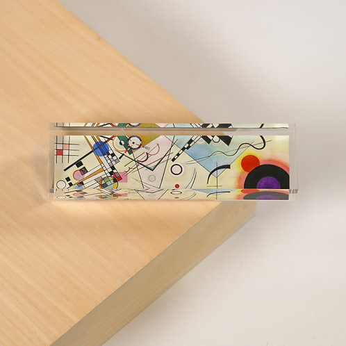 Plexiglass Prism - 5550S