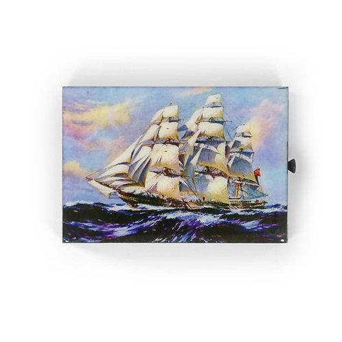 Wooden Matchbox - 4201S