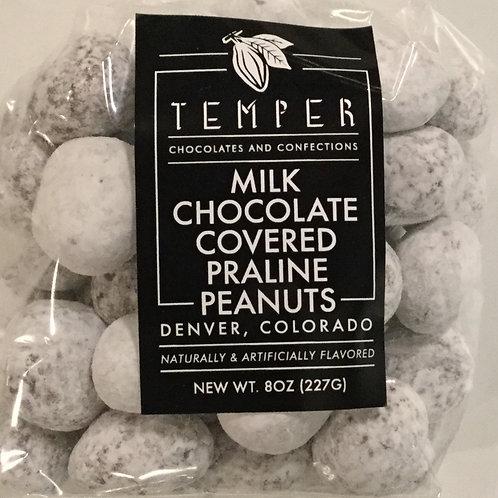 Milk Chocolate Praline Peanuts