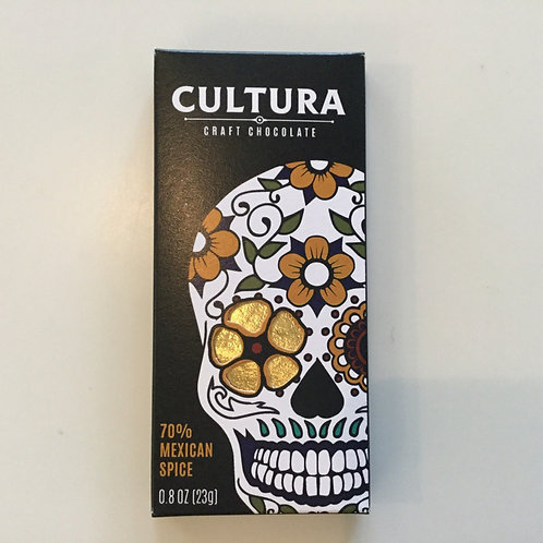 Cultura Mini Chocolate Bars