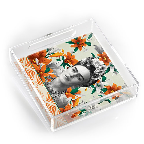 Frida Lucite Tray - F5754