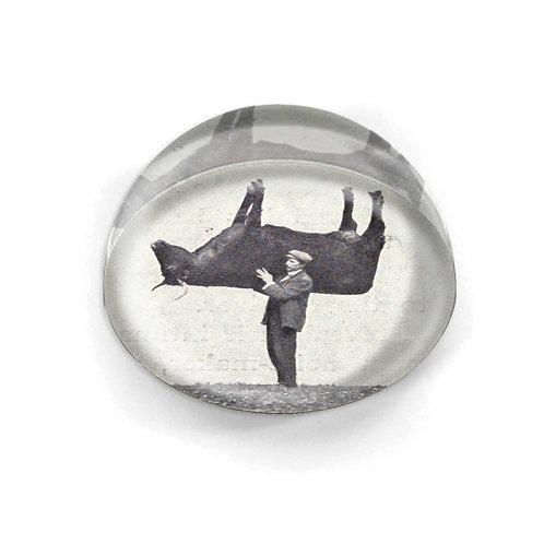 Glass Cabochon - 5571S