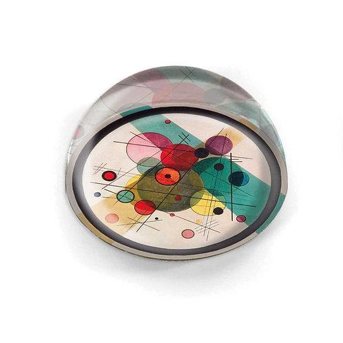 Glass Cabochon - 5551S