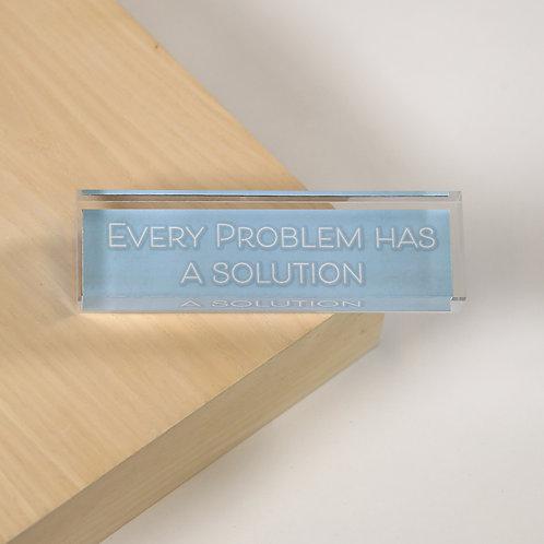 Plexiglass Prism - 5684S