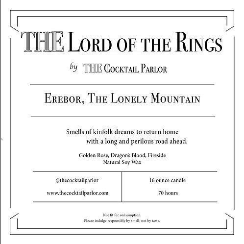Erebor, The Lonely Mountain