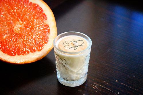 Shot Glass Tealight; Hemingway Daiquiri